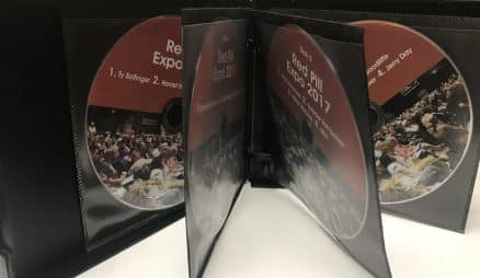 Red Pill Expo 2017 DVD Album