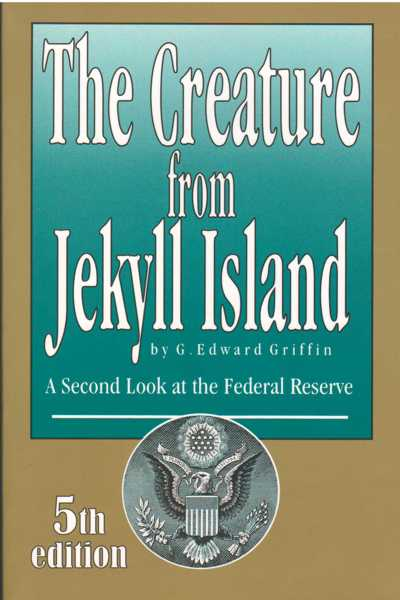 Creature from Jekyll Island (book)