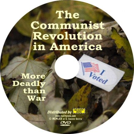 Communist Revolution in America; More Deadly Than War